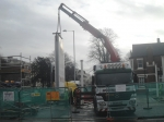 44 Ton Truck With Crane - Artic Hiab Lorry Cranes With 4t Lift Crane Lifting Facility