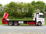 26 Ton Hiab Truck With Crane -  Rigid Hiab Lorry Cranes